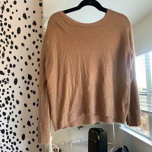 Camel Color Vici Sweater